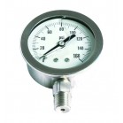 Stainless Steel Pressure Gauge(L)